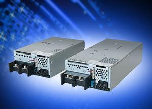 TDK-Lambda RWS-B series extended to include 1000W and 1500W models with medical safety certifications