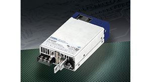 Cosel's PCA600F High Density 600 Watt Power Supply for Medical & ITE Applications