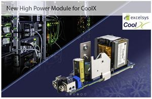 Excelsys 600W Bulk Power CoolX Modular Power Supply