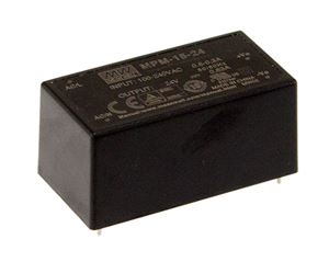 MEAN WELL MPM-05-30 Miniature, Medical Grade AC-DC Power Supplies