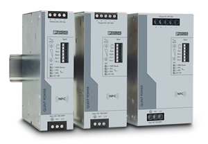 Sager Electronics Announces Immediate Availability of QUINT Power Supplies from Phoenix Contact