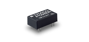 TRACO Power introduces TIM 2 & 3.5 series of Medical Grade DC-DC Converters