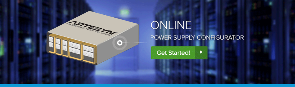 Artesyn Online Power Supply Configurator