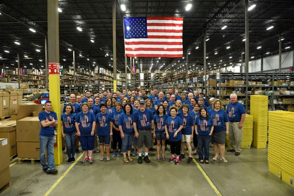 Sager Electronics supports the Wounded Warrior Project