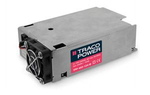 Traco Power TPP 450 Series AC-DC Power Supplies