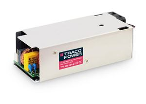 TRACO Power's TPP 450 AC-DC Compact Power Supplies Now Shipping from Sager Electronics