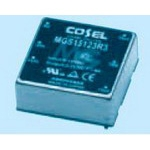 MGS152412-G Cosel 15.6 W, 18 -36 VDC Vin, Single Output, 12 VDC@1.3 A  DC-DC Converter