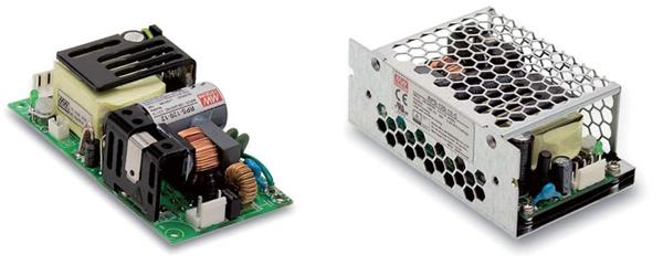 RPS-120-24 MEAN WELL 120 W, SINGLE OUTPUT, 24 VDC@5 A MEDICAL  AC-DC POWER SUPPLY