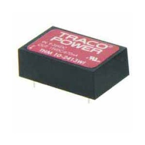THM10-0511WI Traco Power 10 W, 4.5 -9 VDC Vin, Single Output, 5 V@2 A Medical DC-DC Converter in standard 1.25 x 0.8